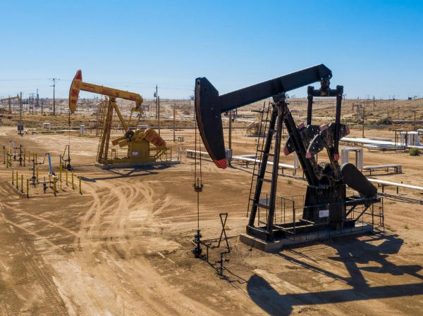 efficient oilfield pumpjacks